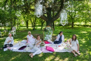 YOUR ITALIAN COUNTRY CHIC PICNIC WEDDING