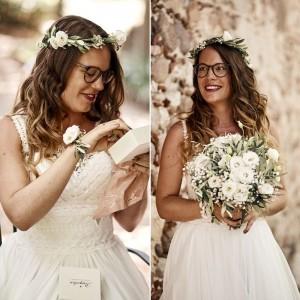matrimonio+campestre+boho+bouquet+da+sposa+fiori+ulivo+verona